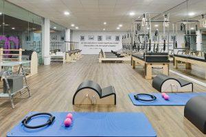 Hotel H10 Conquistador in Tenerife fitnessruimte
