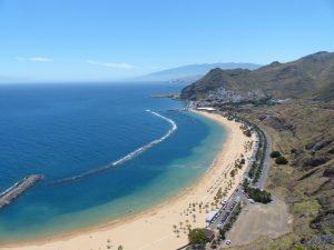 Tenerife omgeving