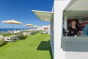 Hotel H10 Conquistador in Tenerife dakterras