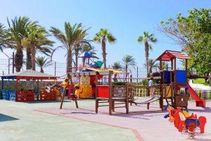 Hotel H10 Conquistador in Tenerife speeltuinen voor kinderen